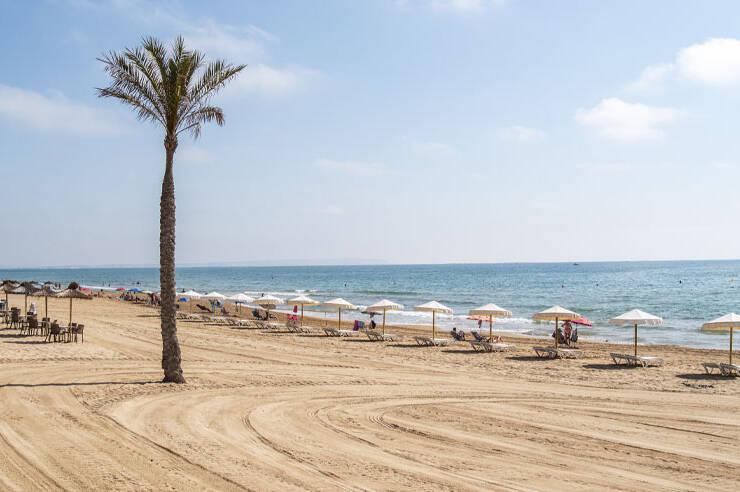 Normas Playas de Guardamar COVID-19
