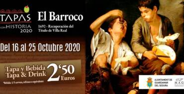Tapas Route with History 2020