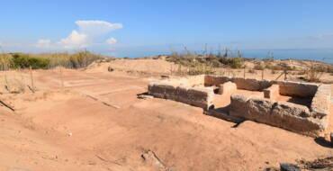 Nouvelles découvertes dans les fouilles archéologiques du Montcaio-Torre del Descargador