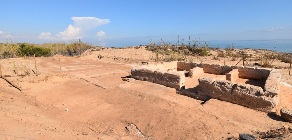 Noves troballes a l'excavació arqueològica del Montcaio-Torre del Descarregador