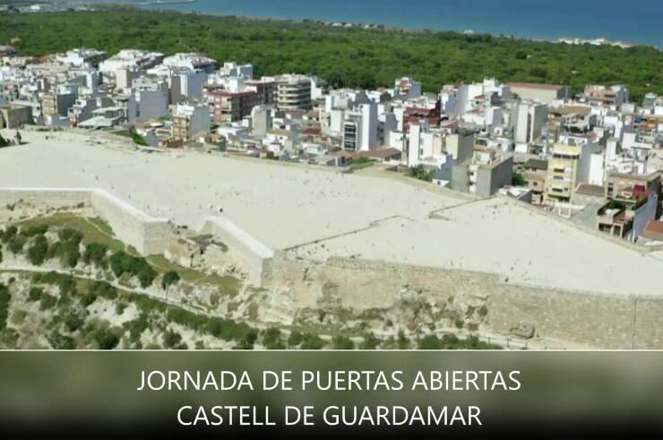 Jornadas de puertas abiertas del Castell de Guardamar