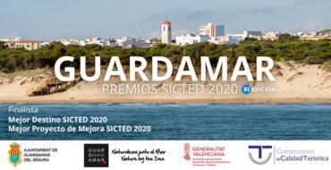 Guardamar seleccionada para los premios SICTED